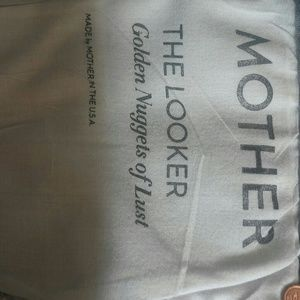 MOTHER Jeans - MOTHER The looker golden nuggets jeans